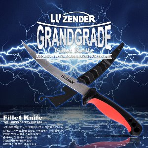 [LEADER][Fillet Knife] 필렛 나이프 6""
