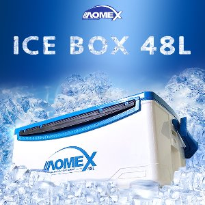 [LEADER] 리더 [AOMEX] 아오맥스 POWER KEEPA COOLING (ICE BOX) 아이스박스 (48L)